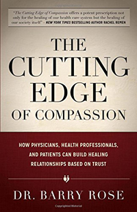 The Cutting Edge or Compassion, cover
