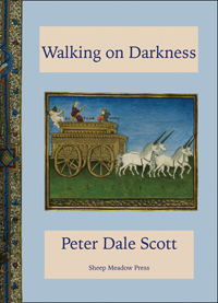 walking on darkness, cover