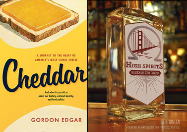 cheddar and high spirits covers