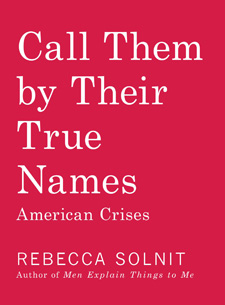 Call Them By Their True Names, cover