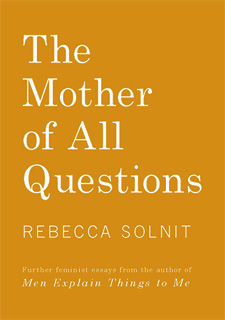 Mother of All Questions, cover